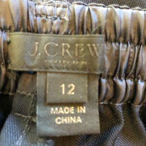 J. Crew Pants - J.Crew Collection Slouchy Wool Pants